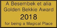 Bekkie Award